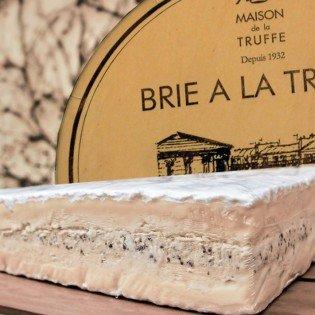 Crosta fiorita latte e vendita online di formaggi - La maison de la truffe ...